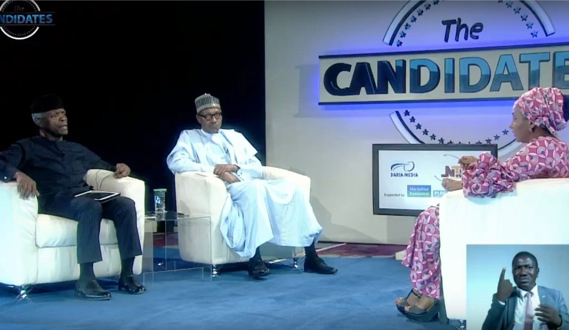 FACT CHECK: Buhari, Osinbajo misguided on Disability Rights Bill at town hall meeting